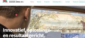 Website Bakker Arkel opgeleverd